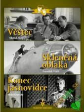 FILM  - DVD Věštec / Sklen..