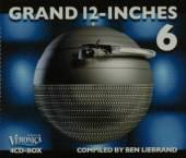 LIEBRAND BEN  - 4xCD GRAND 12-INCHES VOL.6
