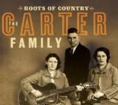 CARTER FAMILY  - 2xCD ROOTS OF COUNTRY