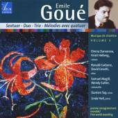 TOP DAMIEN  - CD MUSIQUE DE CHAMBRE VOLUME 3