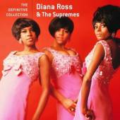 DIANA ROSS & THE SUPREMES  - CD DEFINITIVE COLLECTION