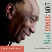 MAPFUMO THOMAS  - CD LION SONGS