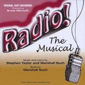 RADIO! THE MUSICAL ORIGINAL CAST RECORDI - supershop.sk