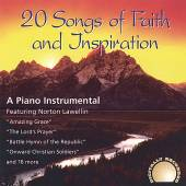 NORTON LAWELLIN  - CD 20 SONGS OF FAITH AND INSPIRATION