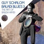 SCHALOM GUY  - CD BALADI BLUES 3