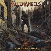 FALLEN ANGELS  - CD RISE FROM ASHES