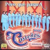 BANDA LOS COSTENOS  - CD PERO QUE PASARA