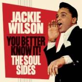 WILSON JACKIE  - CD YOU BETTER KNOW IT!:..