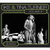 IKE & TINA TURNER  - CD THE ARCHIVE SERIES VOLUME 4: SHAKIN'
