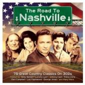 VARIOUS  - 3xCD ROAD TO NASHVILLE