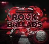 VARIOUS  - 3xCD ROCK BALLADS - LATEST &