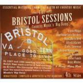 VARIOUS  - 4xCD BRISTOL SESSIONS -..