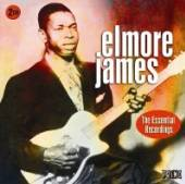JAMES ELMORE  - 2xCD ESSENTIAL RECORDINGS