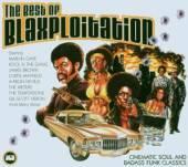 VARIOUS  - 3xCD THE BEST OF BLAXPLOITATION -