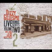 GILLESPIE DIZZY  - CD LIVE AT RONNIE SCOTT-..