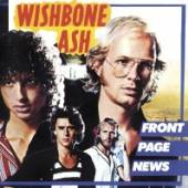 WISHBONE ASH  - CD FRONT PAGE NEWS
