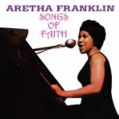 FRANKLIN ARETHA  - CD SONGS OF FAITH