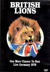 BRITISH LIONS  - DVD LIVE IN GERMANY
