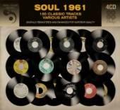 VARIOUS  - CD SOUL 1961