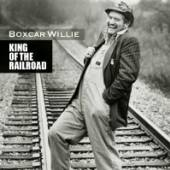 BOXCAR WILLIE  - CD KING OF THE RAILROAD