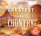 VARIOUS  - 3xCD COUNTRY - GREATEST EVER