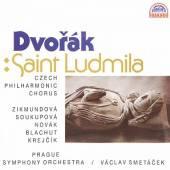 SYMFONICKY ORCHESTR HL.M. PRAH  - 2xCD DVORAK : SVATA ..