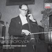 ROSTROPOVIC MSTISLAV  - 2xCD SUITY PRO VIOLONCELLO (KOMPLET)