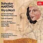 SYMFONICKY ORCHESTR HL.M. PRAH  - 2xCD MARTINU : HRY O..