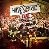 VOLXROCK  - CD LIVE IN EUROPE