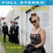 EIGHT O'FIVE JIVE  - CD TOO MANY MEN