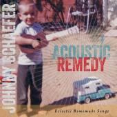 JOHNNY SCHAEFER  - CD ACOUSTIC REMEDY