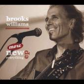 WILLIAMS BROOKS  - CD MORE NEW EVERYTHING EP