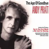 ANDY PRATT  - CD THE AGE OF GOODBY..