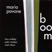 PAVONE MARIO  - CD BOOM