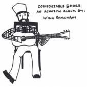 WINK BURCHAM  - CD COMFORTABLE SHOES