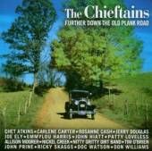 CHIEFTAINS  - CD FUTHER DOWN THE OLD PLANK ROAD