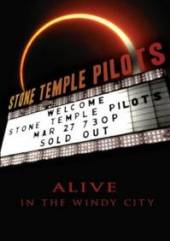 ALIVE IN THE WINDY CITY DVD - supershop.sk