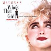 MADONNA  - CD WHO'S THAT GIRL? [SOUNDTRACK]