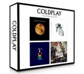 COLDPLAY  - 4xCD 4CD CATALOGUE S..