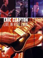CLAPTON ERIC  - DVD LIVE IN HYDE PARK