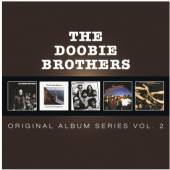 DOOBIE BROTHERS  - 5xCD ORIGINAL ALBUM SERIES - VOL 2