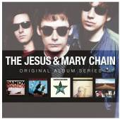 JESUS & MARY CHAIN  - 5xCD ORIGINAL ALBUM SERIES