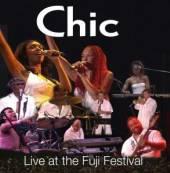 CHIC  - CD LIVE AT THE FUJI FESTIVAL