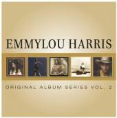HARRIS EMMYLOU  - 5xCD ORIGINAL ALBUM SERIES VOL.2