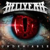 HELLYEAH  - CD UNDEN! ABLE LTD.