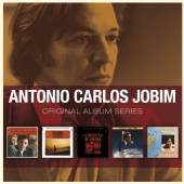 JOBIM ANTONIO CARLOS  - 5xCD ORIGINAL ALBUM SERIES
