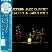 MODERN JAZZ QUARTET  - CD CONC.IN JAPAN VOL2