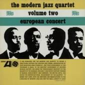 MODERN JAZZ QUARTET  - CD EUROPEAN CONCERT VOLUME TWO