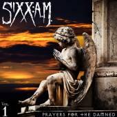 SIXX: A.M.  - VINYL PRAYERS FOR TH..