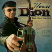DION  - 2xCD+DVD HEROES-GIANTS OF EARLY GUITAR